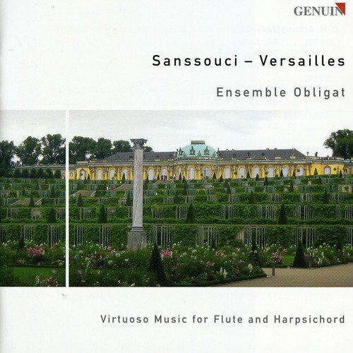Virtuoso Music For Flute & Harpsichord