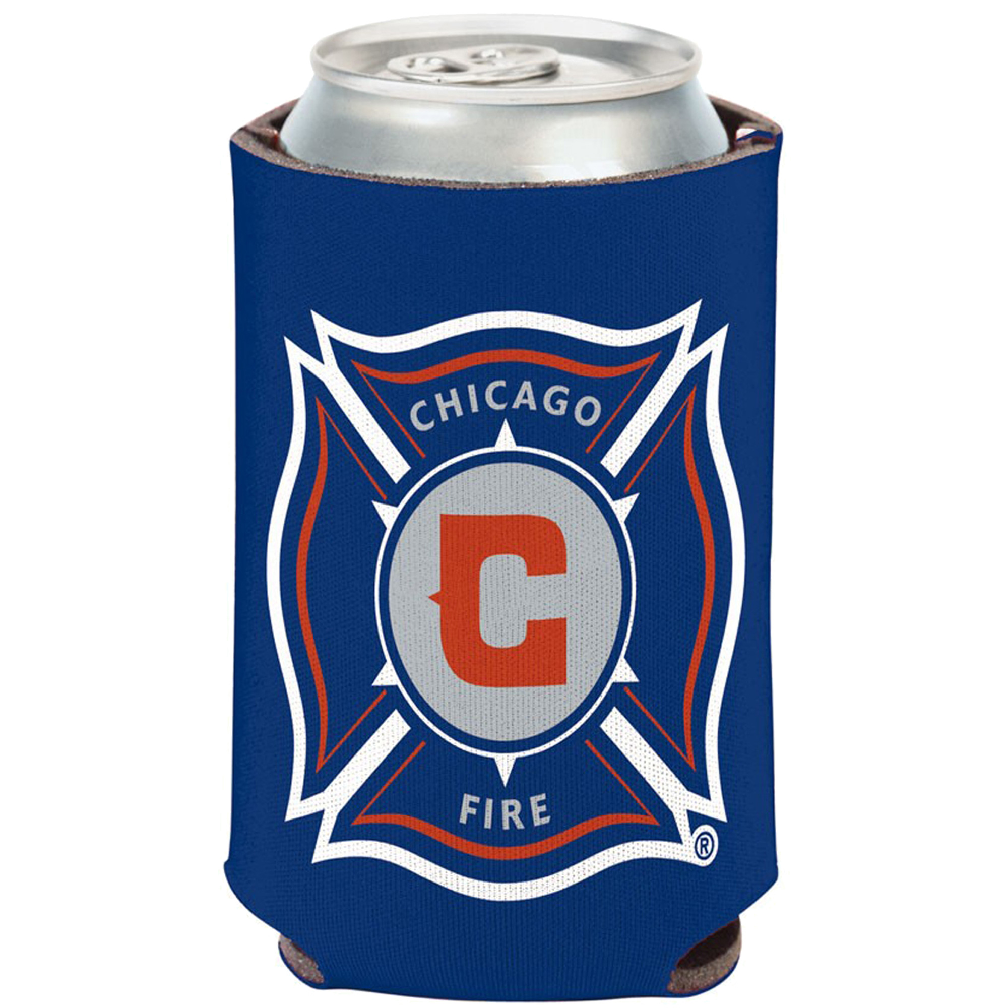 Chicago Fire SC WinCraft Can Cooler - No Size
