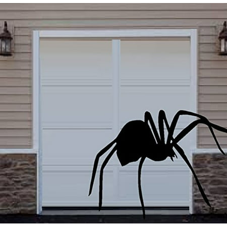 HALLOWEEN DECOR ~ Spider (Large) #3~: Wall or Window Halloween Decal 20