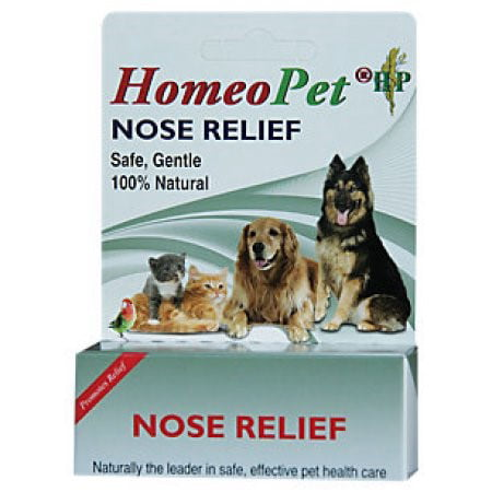 Homeopet Solutions (Homeopet Nose Relief, 15 Ml )