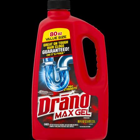 Does Drano Work On Kitchen Sinks Drano max gel clog remover 80 fl oz walmart drano max gel clog remover 80 fl oz workwithnaturefo
