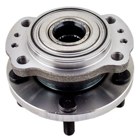 BROCK Wheel Hub Bearing Assembly Rear Replacement for 96-04 Chrysler Town & Country Dodge Caravan Plymouth Voyager Van 4641525AC Country Plymouth Voyager Vans