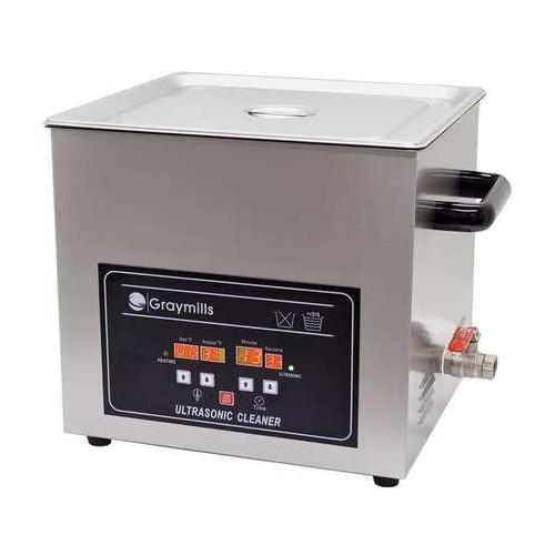 GRAYMILLS BTV-300 Digital Parts Washer, 8 Gal.