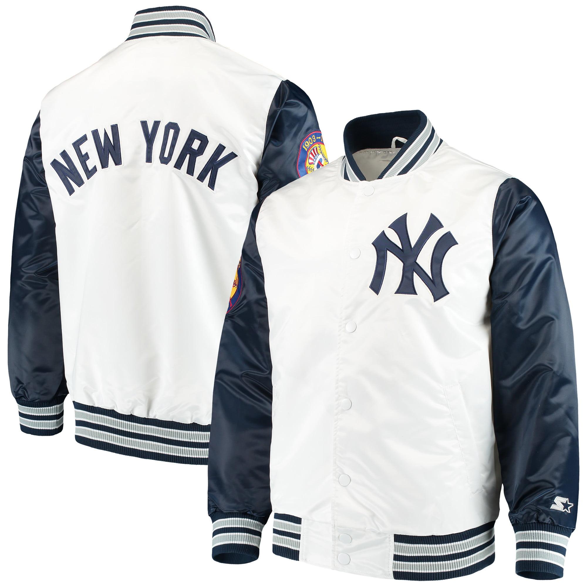 New York Yankees Starter The Legend Jacket - White