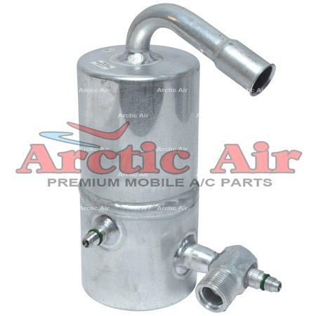 Arctic Air Premium Auto A/C Filter Drier fits 1986-1990 Lincoln Town Car 5.0L 87-91 Mercury Colony Park 5.0L 86-91 Mercury Grand Marquis 5.0 5.8L