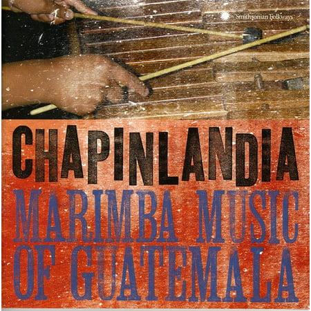 Marimba Music - Marimba Music of Guatemala (CD)