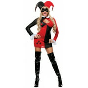 Harley-Quin Adult Costume - Small