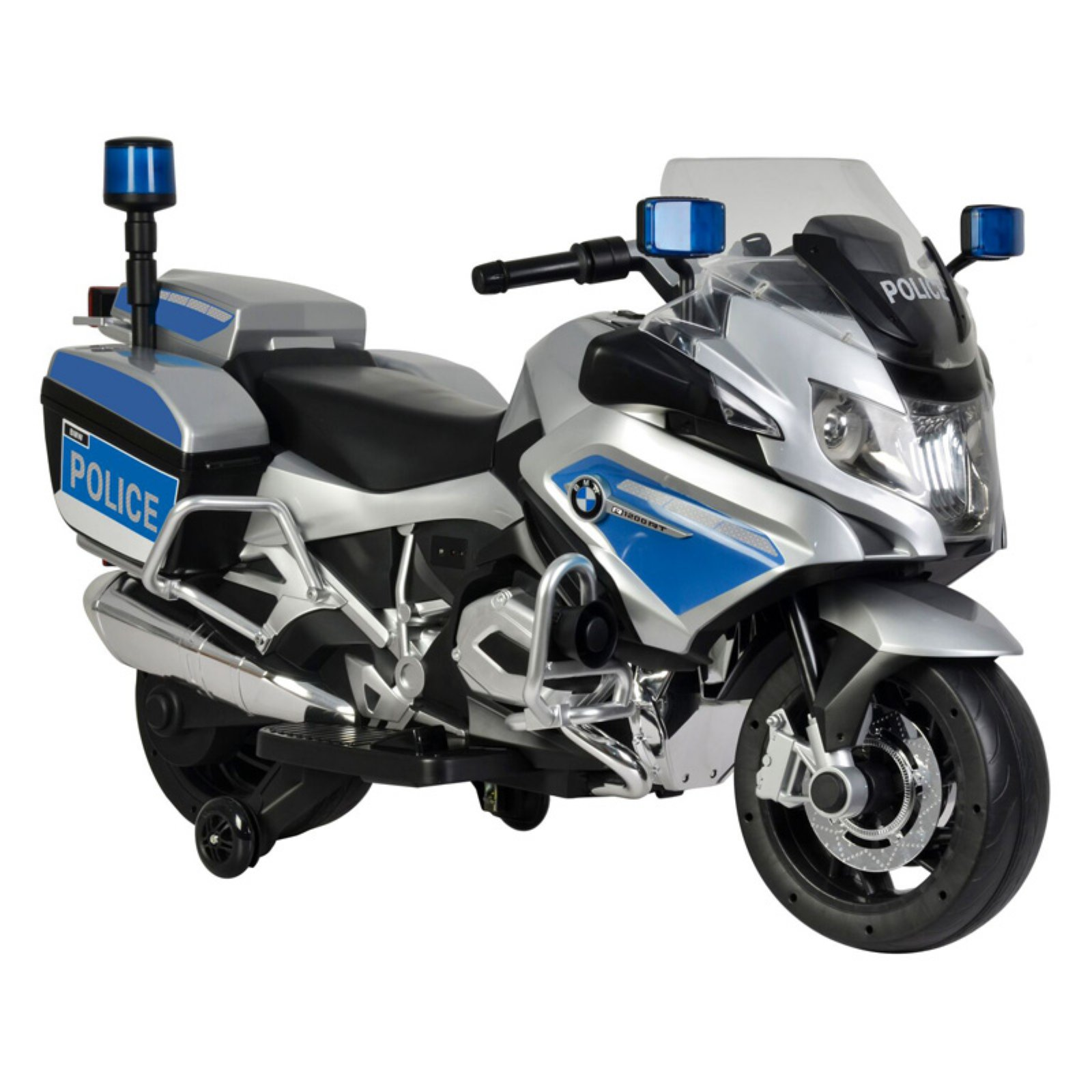 Best Ride On Cars BMW Police Bike Battery Powered Riding Toy by Best Ride On Cars