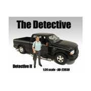 American Diorama 23930 The Detective No.2 Figure for 1-24 Scale Models