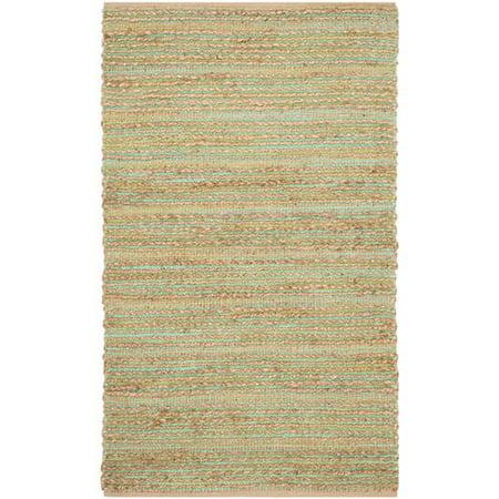 Safavieh Cape Cod Isabella Braided Stripes Area Rug or Runner ()