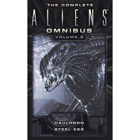 Alien Eggs (The Complete Aliens Omnibus: Volume Six (Cauldron, Steel)
