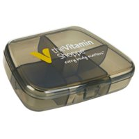 Pocket Pack Pill Case 1 Case Gray by The Vitamin Shoppe