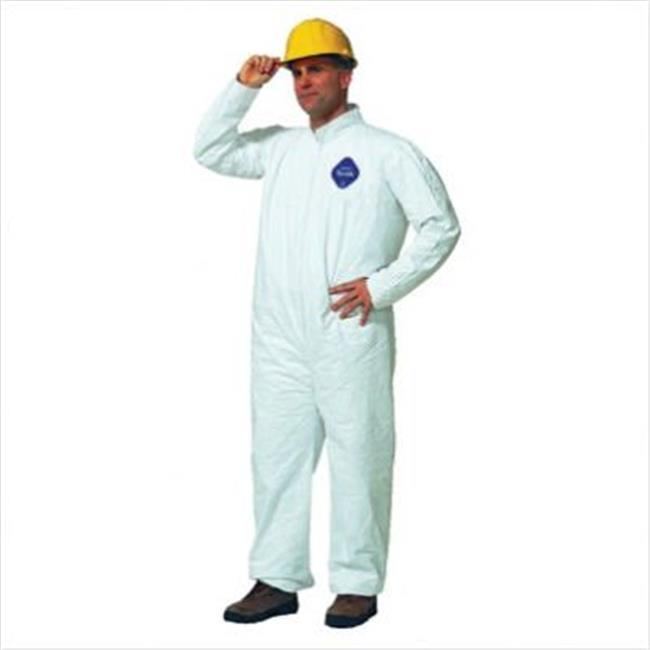 DuPont 251-TY120S-5XL Tyvek Coverall Zip Ft 5Xl