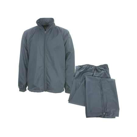 Forrester Men's Packable Breathable Waterproof Golf Rain Suit, Brand NEW (Rain Golf Pullover)