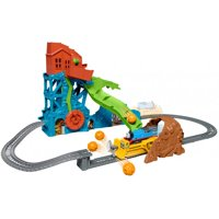 Thomas & Friends TrackMaster Cave Collapse Train Playset
