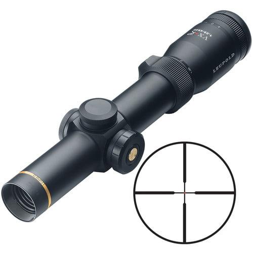 Leupold 111230 VX-R* 1.25-4X20IL Matte Fine Dot