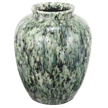 Ab Home Decorative Terracotta Vase 125 By 16 Inch Walmart