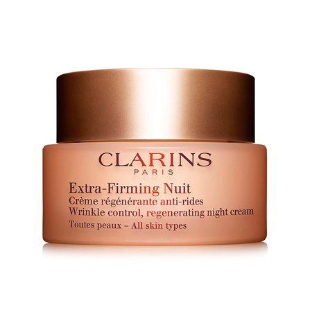 Clarins Extra Firming Nuit Wrinkle control, Regenerating Night Rich Cream (All Skin type)