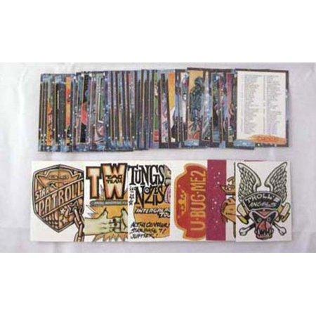 1992 Star Pics (1992 Star Pics Troll Force Set with Stickers (50+6) Nm/Mt )