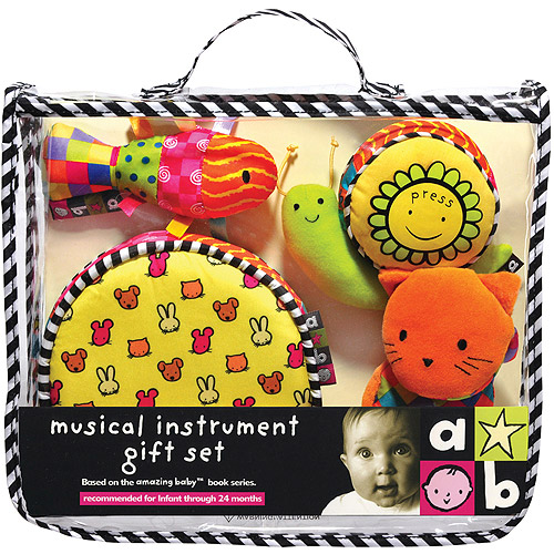 Kids Preferred - Amazing Baby Musical Instrument Gift Set