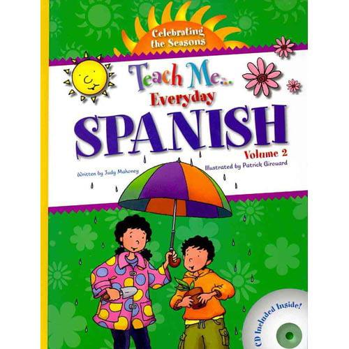 Teach Me Everyday Spanish: Celebrating the Seasons