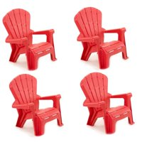 Little Tikes Garden Chair 4 Pack, Multiple Colors