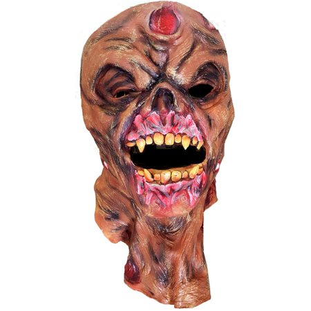 Cheap Zombie Halloween Masks (Adult Scary Zombie Mask)
