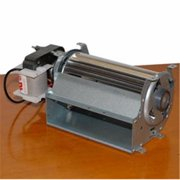 Acme Miami 1401 4.72 in. Wheel Crossflow Blower - Silver