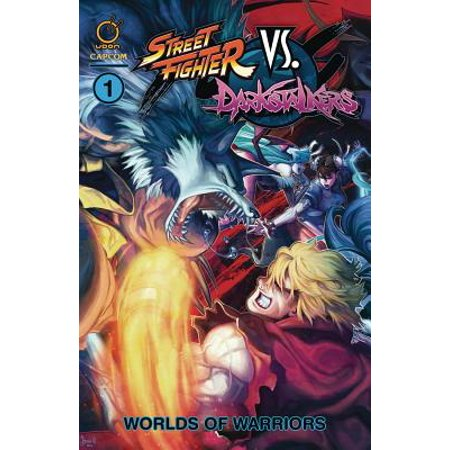 Street Fighter Vs Darkstalkers Vol.1 : Worlds of (Best Bare Knuckle Fighter In The World)