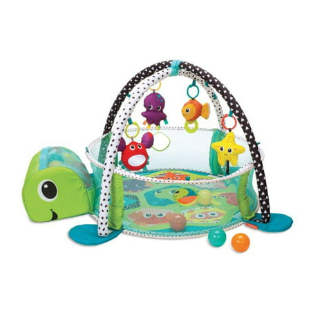 Infantino Infant Sling - Infantino Grow-with-Me Activity Gym & Ball Pit
