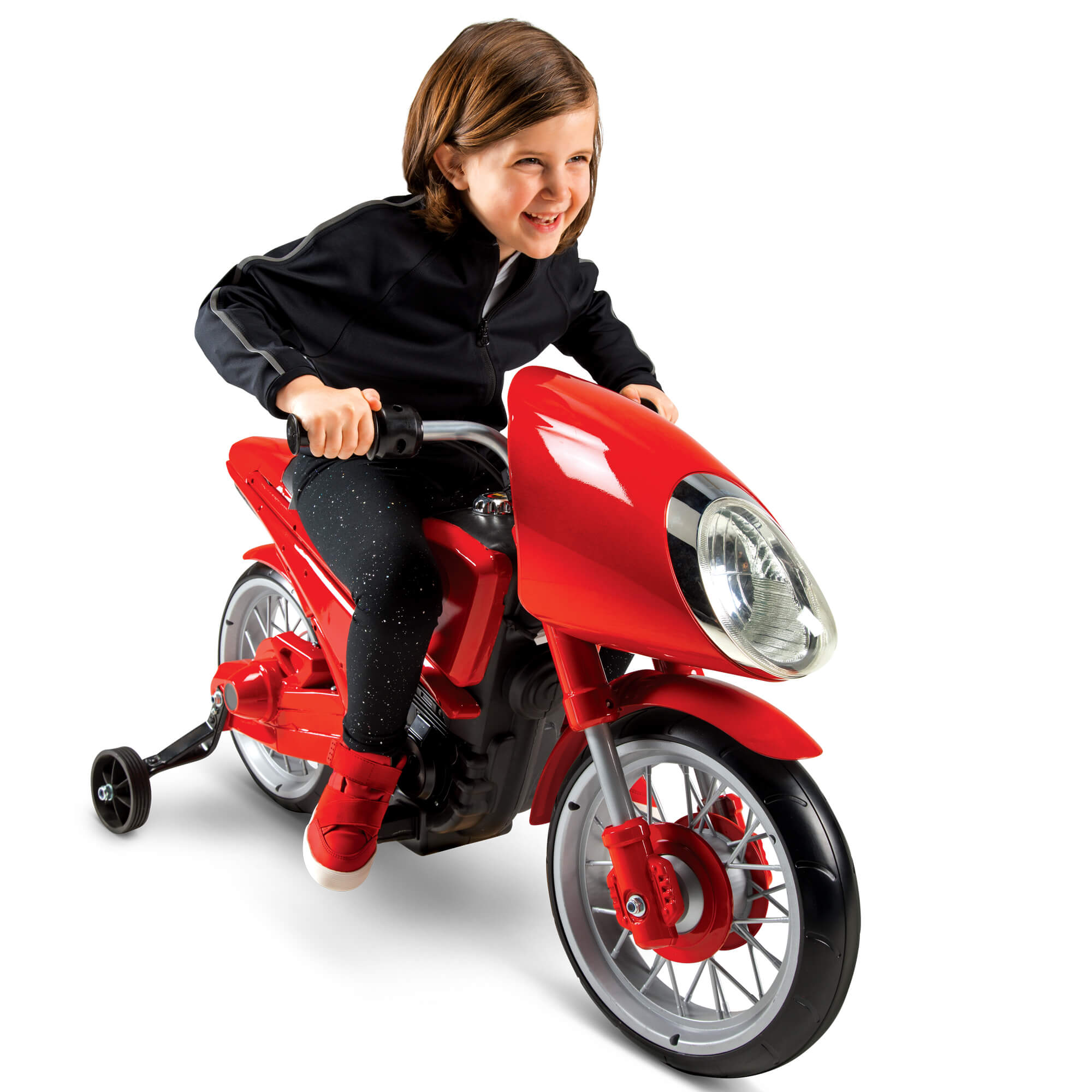 Disney   Pixar Incredibles 2 Elasticycle 6-volt Battery-Powered Ride-On by Huffy by Huffy