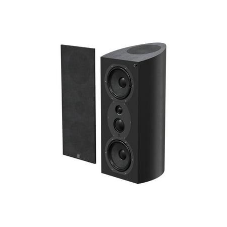 Thx Certified S-video (Monoprice Monolith THX-365T THX Ultra Certified Dolby Atmos Enabled Mini-Tower Speaker)