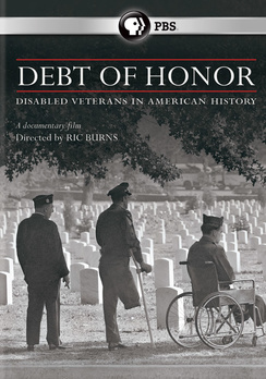 Debt of Honor: Disabled Veterans in American History (DVD) by PBS