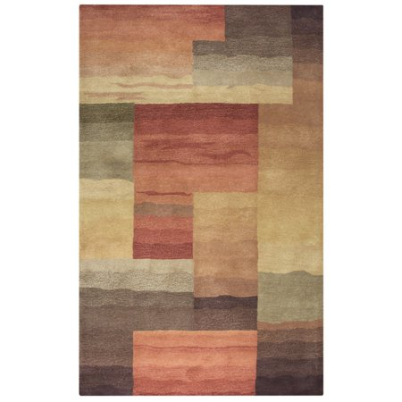 Rizzy Home Colours CL1383 Rug - (8 Foot x 10 Foot) ()