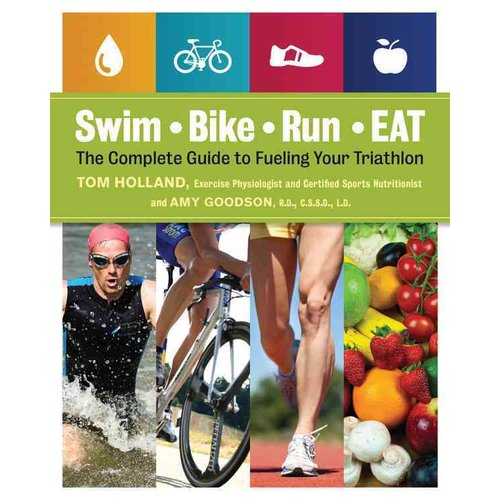 Swim, Bike, Run - Eat: The Complete Guide to Fueling Your Triathlon