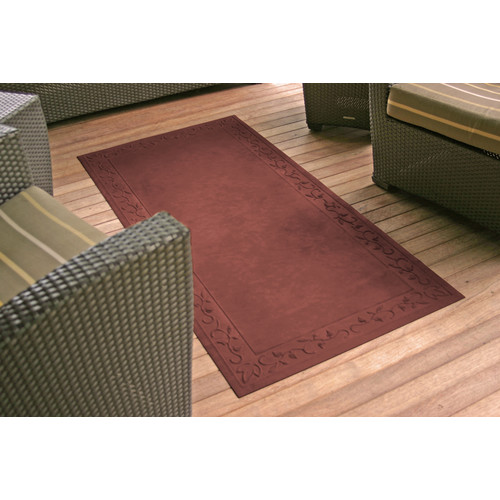 Bungalow Flooring Soft Impressions Vine Indoor / Outdoor Mat