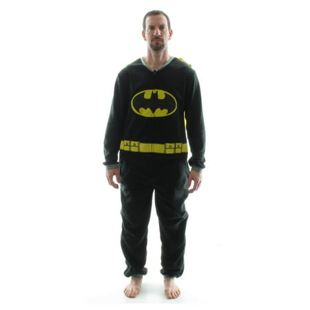 Batman Costume Cape Union Suit (Batman Suit)