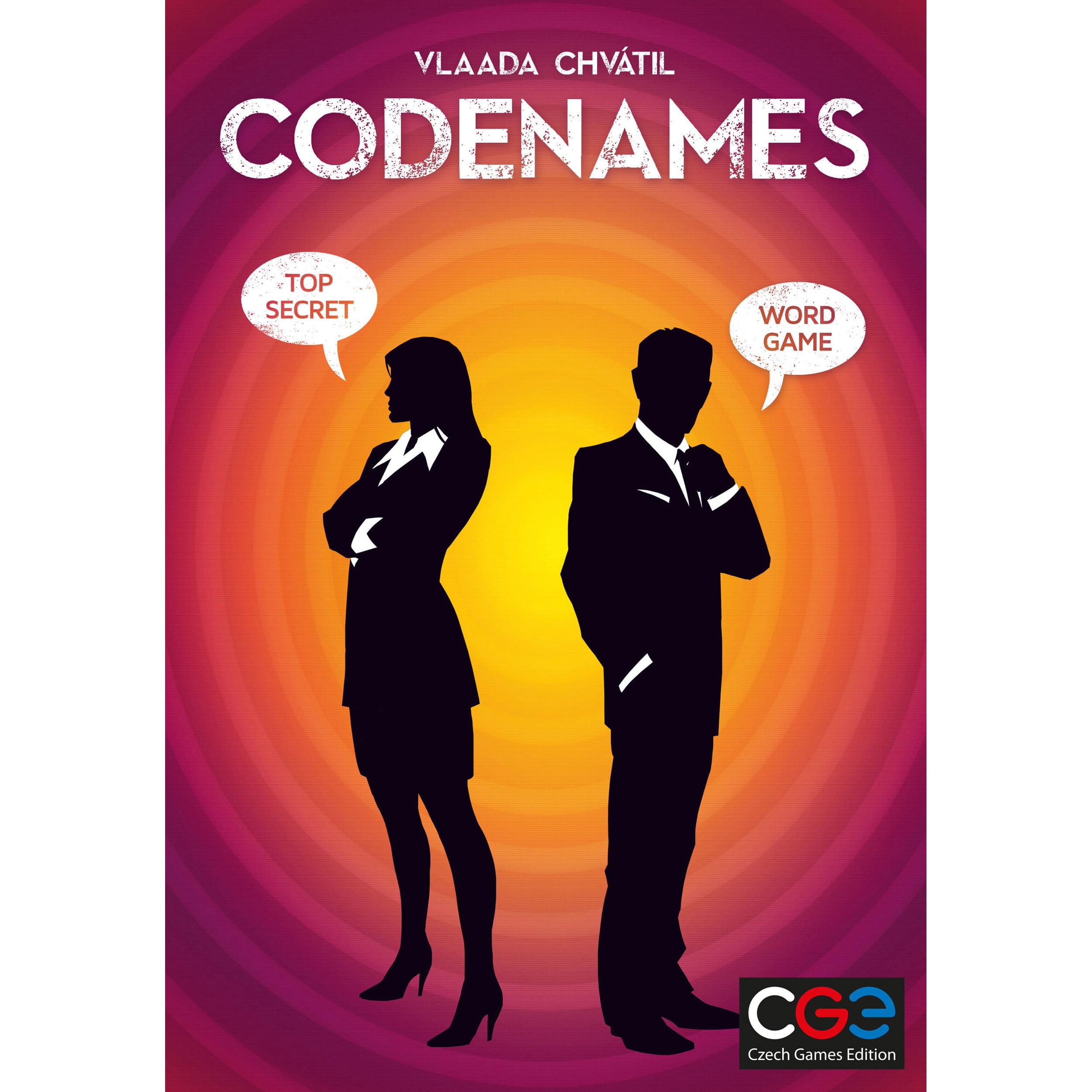 Codenames Board Game by Czech Games
