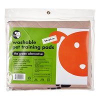 Lola Bean Washable Pet Training Pads 24?x24? 2 pads per pack