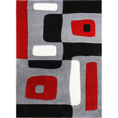Home Dynamix Sumatra Blocks Area Rug
