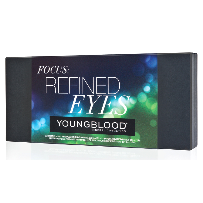 Youngblood Refined Eyes Essential Kit