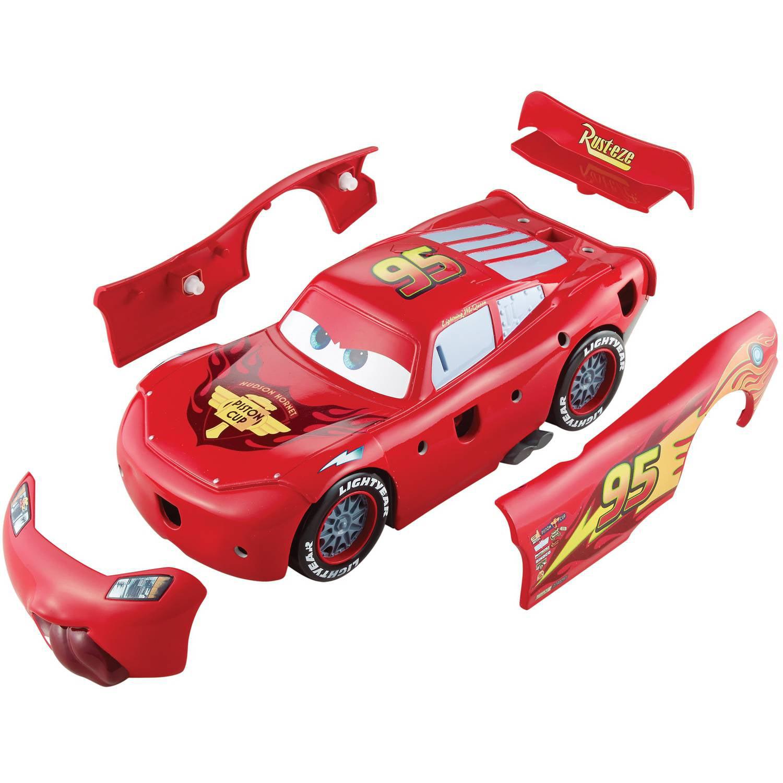 Disney Pixar Cars Design And Drive Lightening Mcqueen