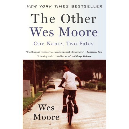 The Other Wes Moore : One Name, Two Fates - Two Other Names For Halloween