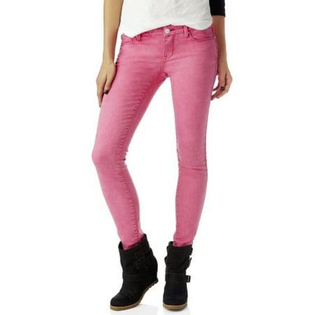 Aeropostale Womens Pink Jegging Jeans (Jeans Aeropostale For Women)