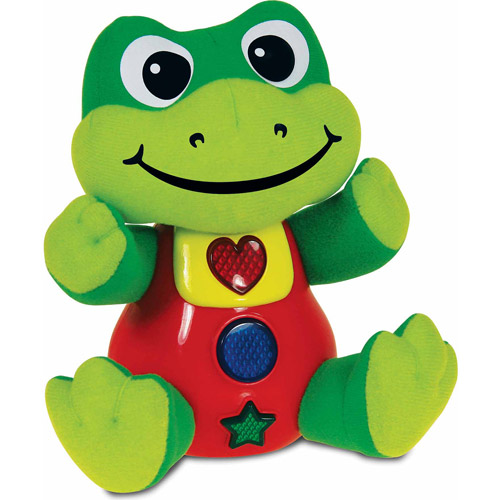 The Learning Journey Smart Pal Frog
