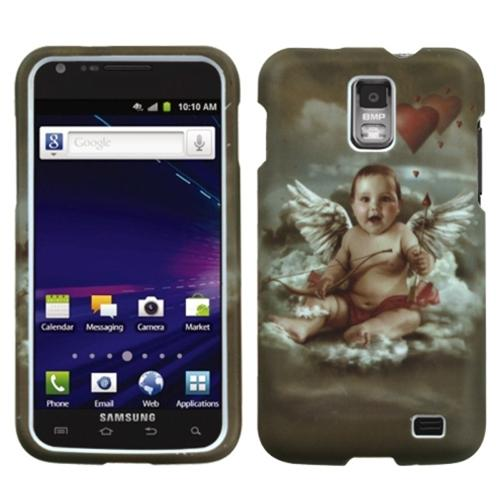 Insten Lizzo Cupid Phone Case for SAMSUNG: i727 (Galaxy S II Skyrocket)