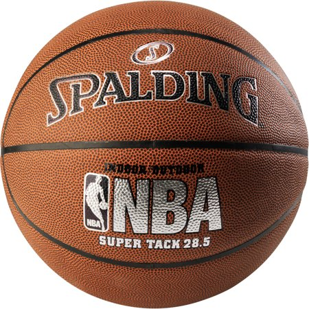 Spalding NBA Super Tack 28.5 Indoor/Outdoor Basketball