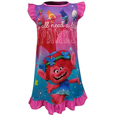 Trolls We All Need Sparkle Nightgown