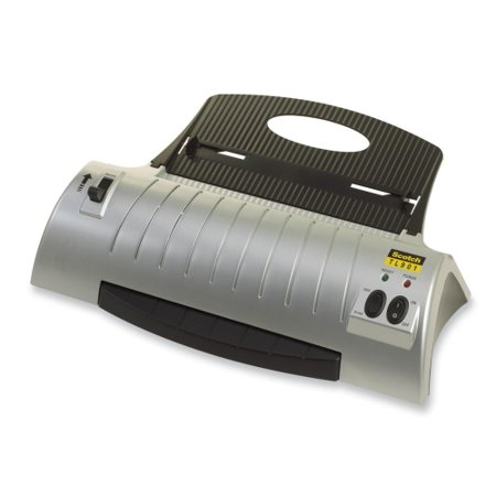 "Scotch TL901SC Scotch TL-901 Thermal Laminator - 9"" Lamination Width - 5 mil Lamination Thickness"