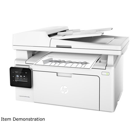 Hewlett-Packard Laserjet Pro M130fw All-in-One Monochrome Wireless Laser Printer with Scan, Copy and Fax (G3Q60A)
